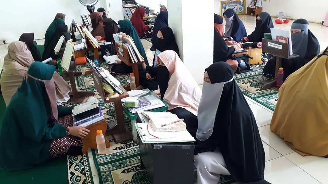 Pembangunan Gedung Asrama Tahfidz di Rokan Hulu